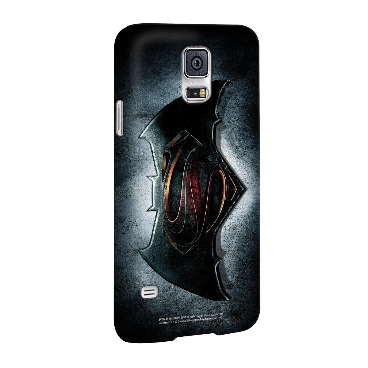 Capa para Samsung Galaxy S5 Batman VS Superman Logo  - bandUP Store Marketplace