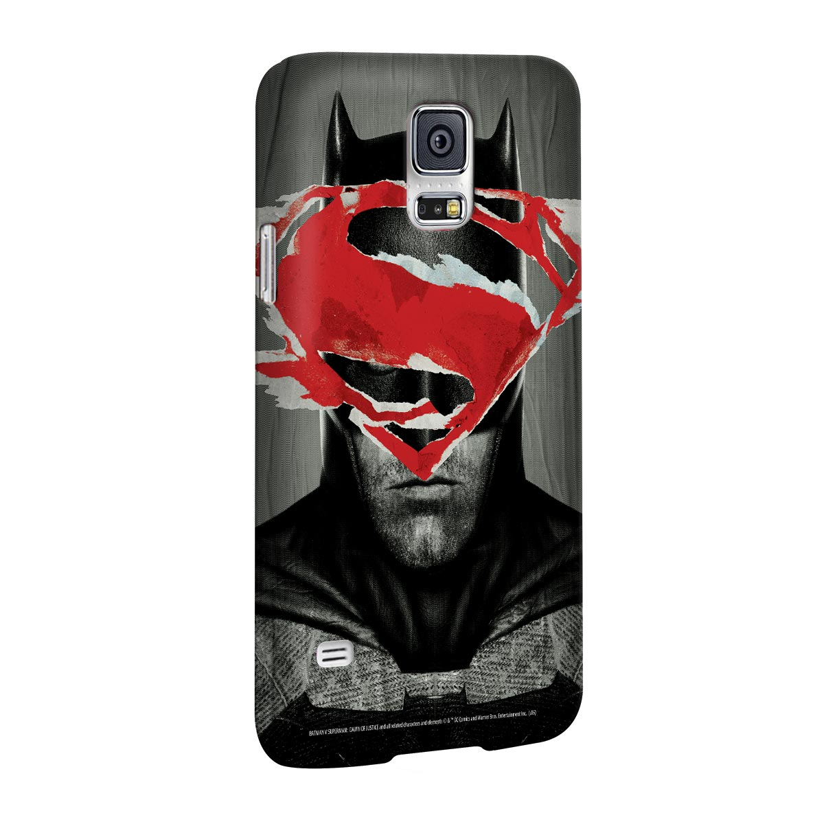 Capa para Samsung Galaxy S5 Batman VS Superman Man Vs God  - bandUP Store Marketplace