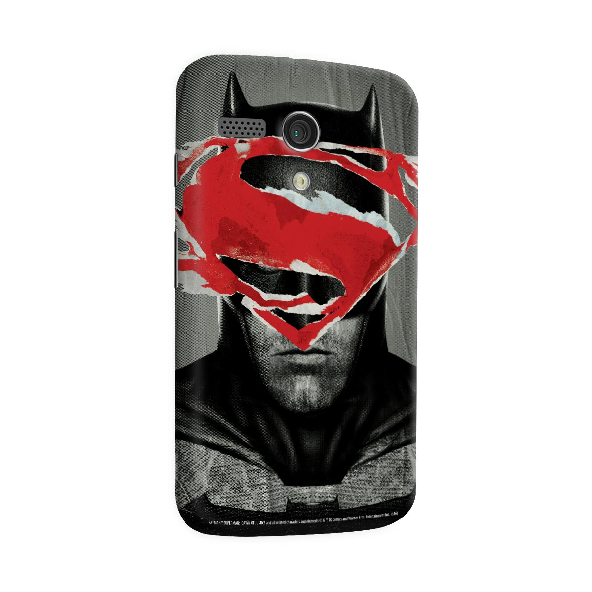 Capa para Motorola Moto G 1 Batman VS Superman Day VS Night  - bandUP Store Marketplace