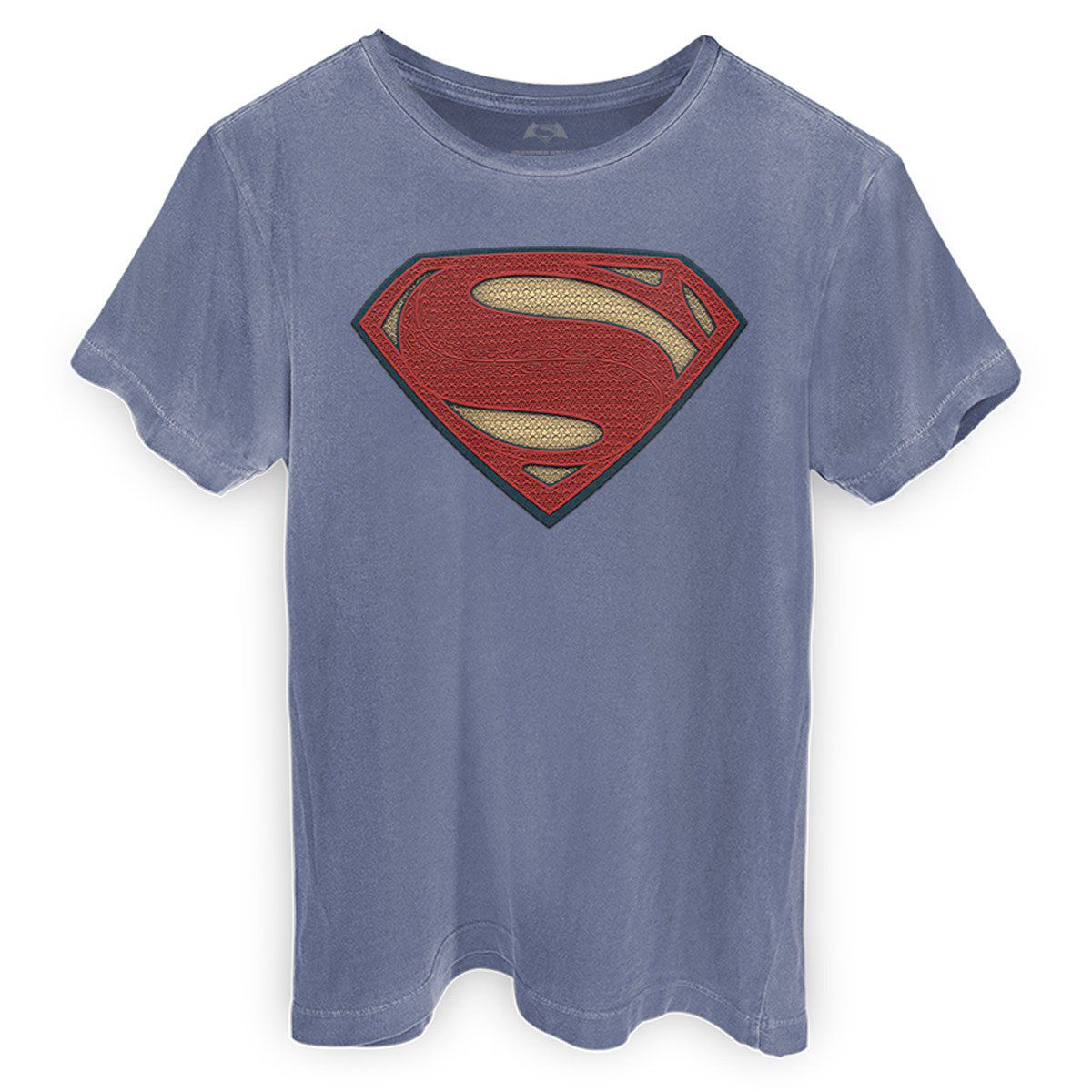 T-shirt Premium Masculina Batman VS Superman Logo Superman  - bandUP Store Marketplace