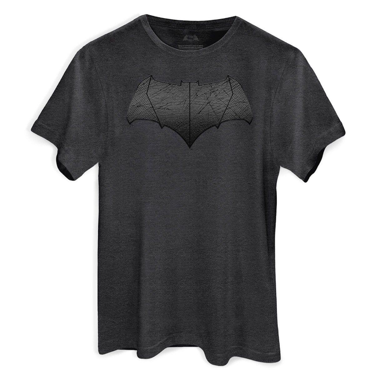 T-shirt Premium Masculina Batman VS Superman Logo Batman  - bandUP Store Marketplace