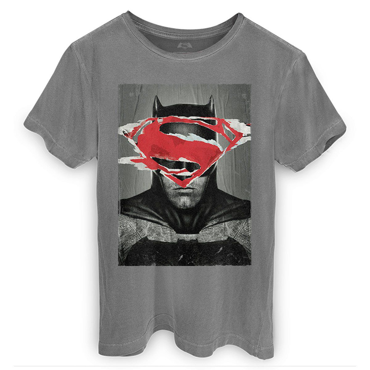 T-Shirt Premium Masculina Batman VS SUperman Day VS Night  - bandUP Store Marketplace