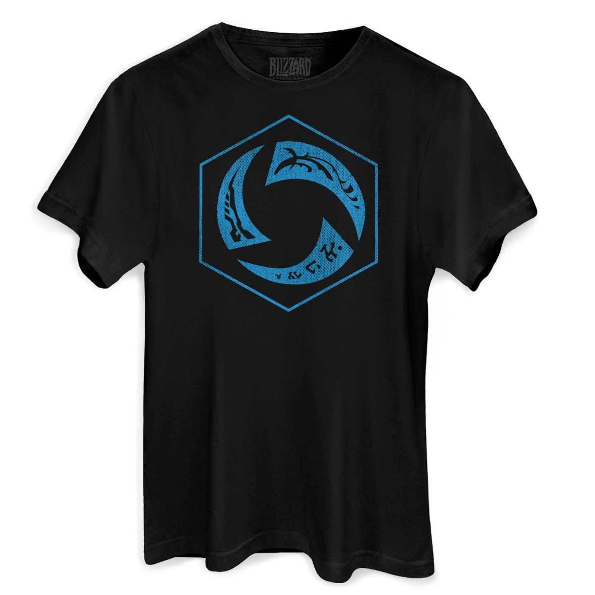 Camiseta Masculina Heroes Of The Storm Símbolo  - bandUP Store Marketplace
