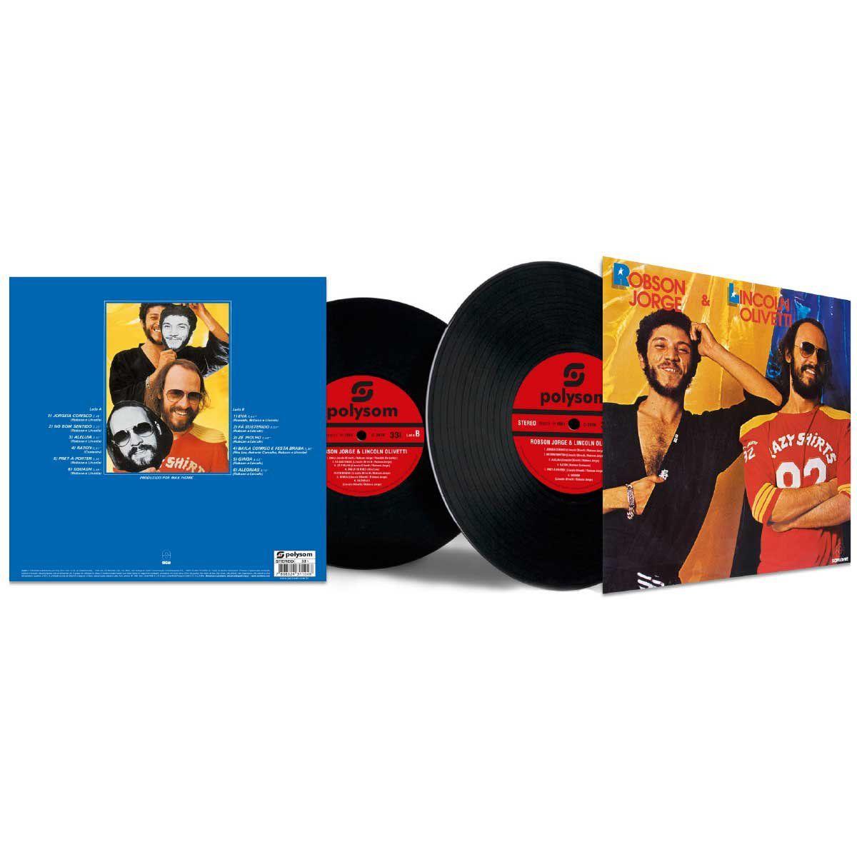 LP Robson Jorge & Lincoln Olivetti  - bandUP Store Marketplace