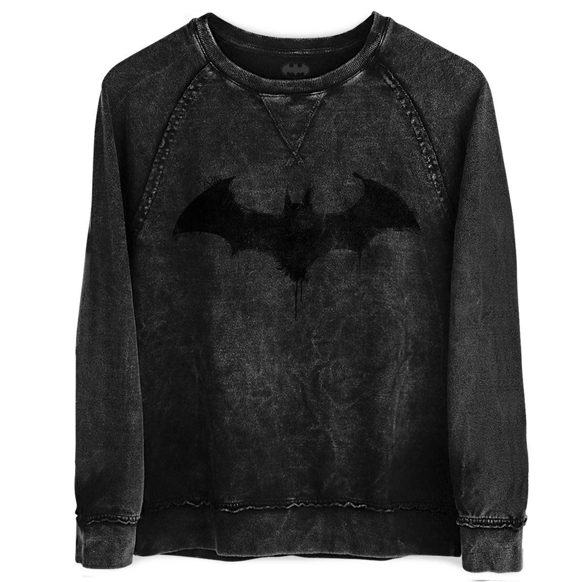 Moletinho Marmorizado Batman Bat  - bandUP Store Marketplace