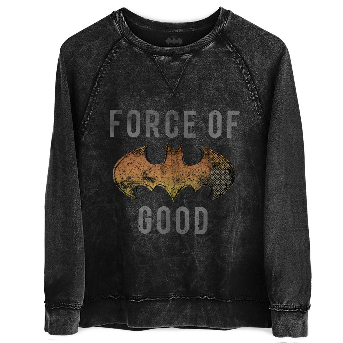 Moletinho Marmorizado Batman Force Of Good  - bandUP Store Marketplace