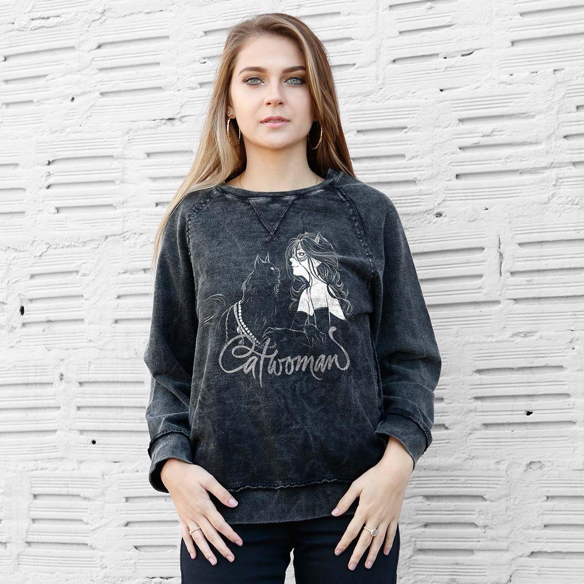 Moletinho Marmorizado Jewel of Catwoman  - bandUP Store Marketplace