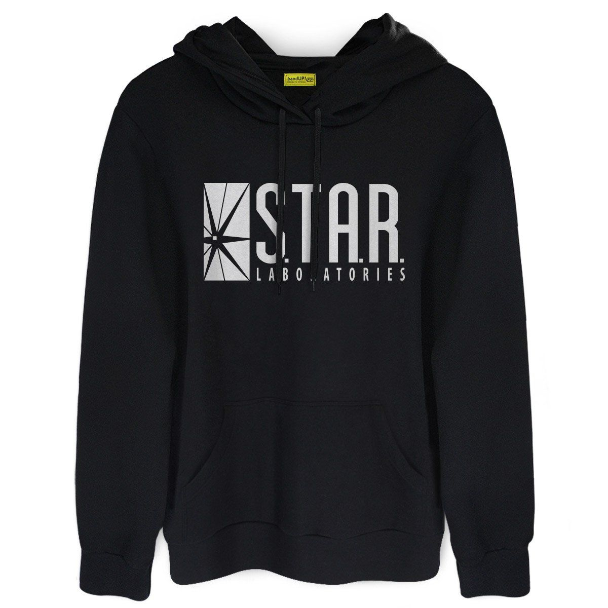 Moletom The Flash STAR Laboratories  - bandUP Store Marketplace
