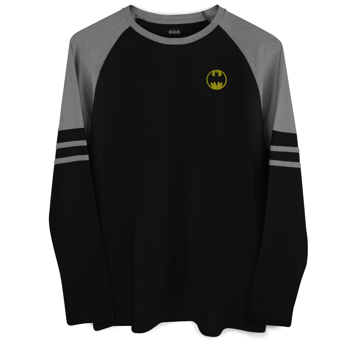 Blusa Raglan Masculina Batman Basketball  - bandUP Store Marketplace
