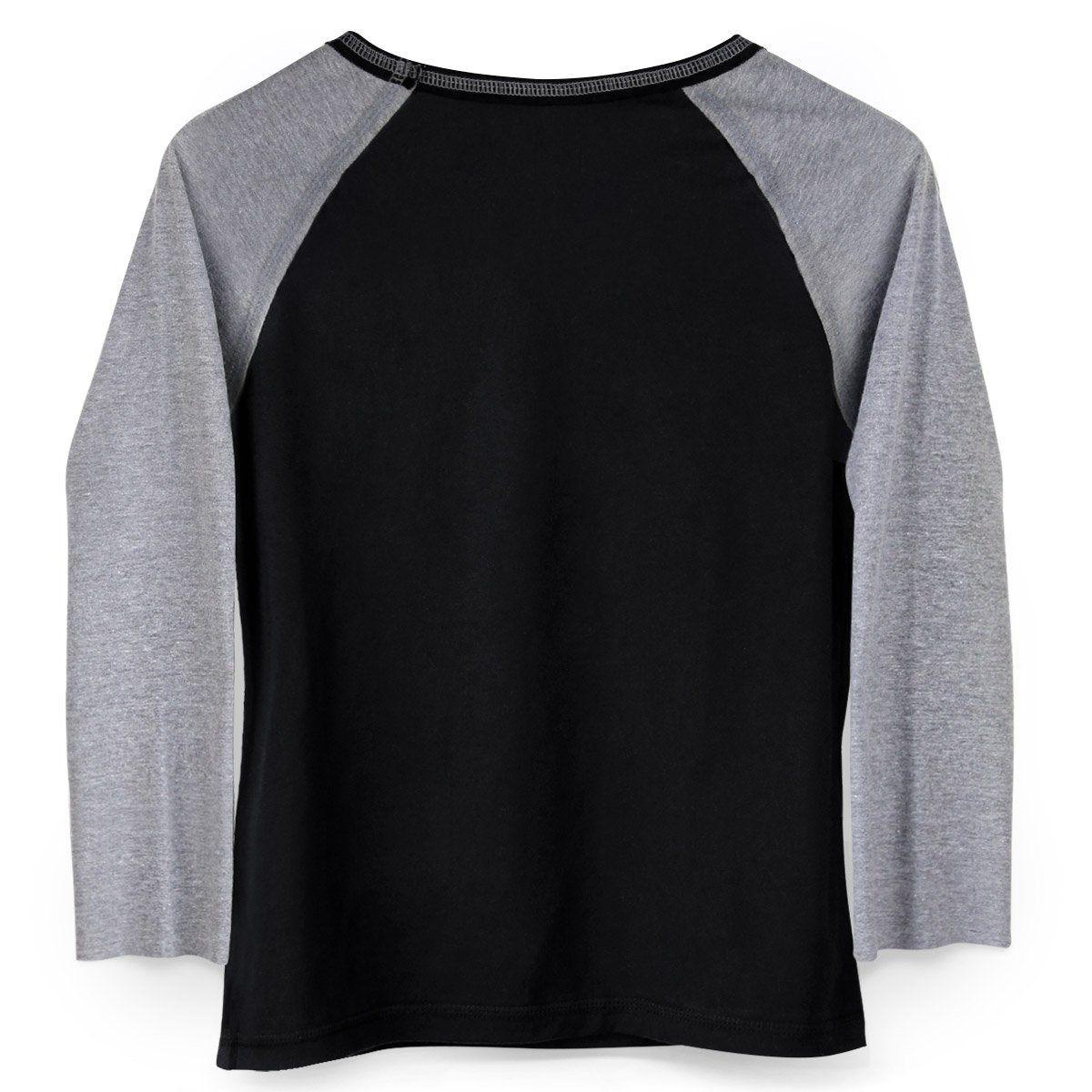 Camiseta Raglan Feminina Catwoman  - bandUP Store Marketplace