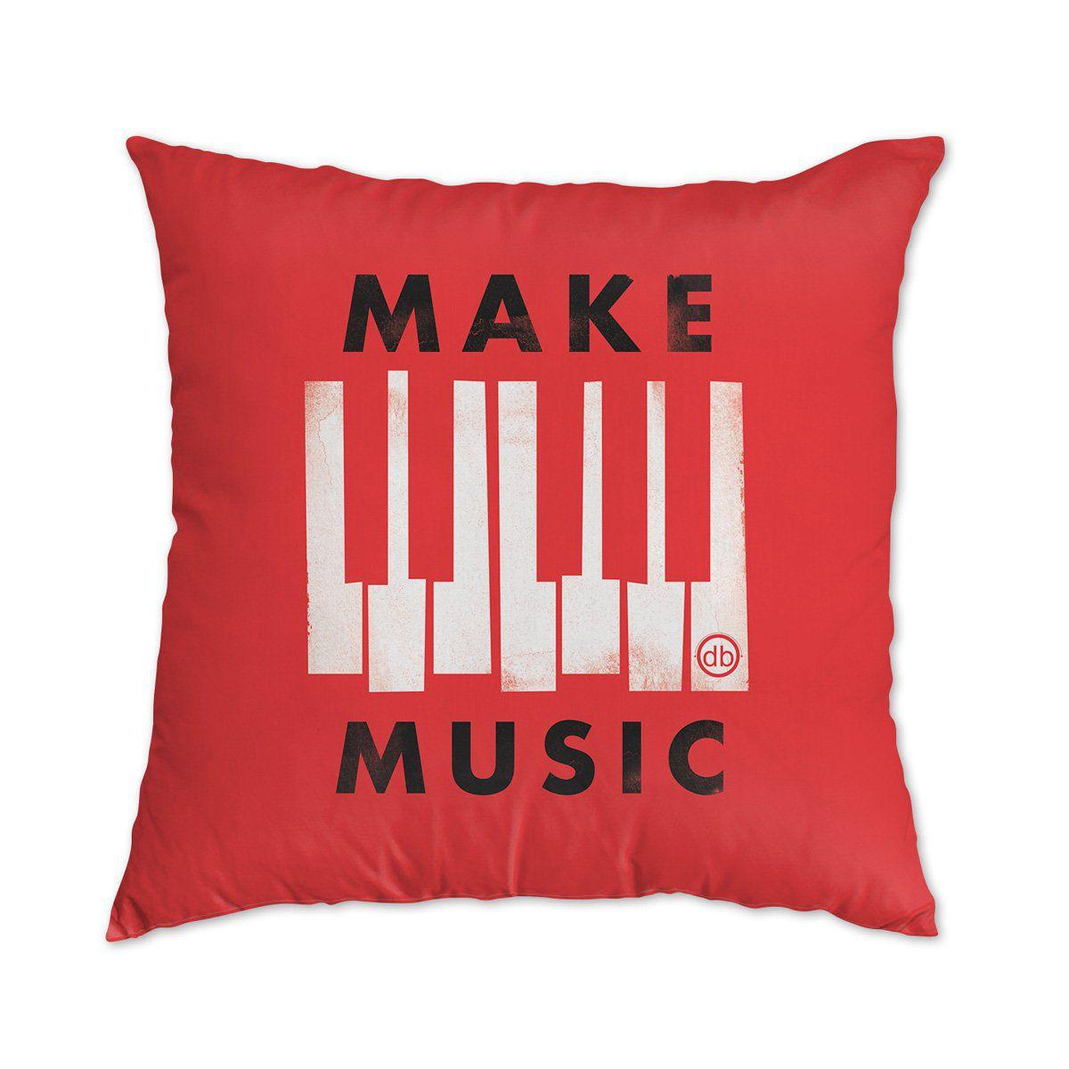 Almofada Dudu Borges Make Music  - bandUP Store Marketplace