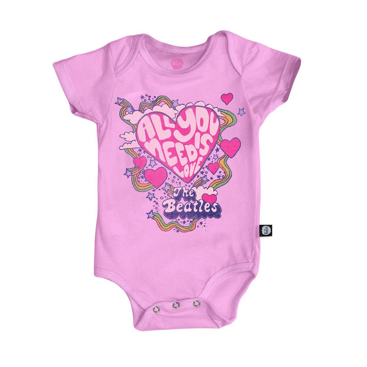 Body Infantil The Beatles All You Need Is Love  - bandUP Store Marketplace