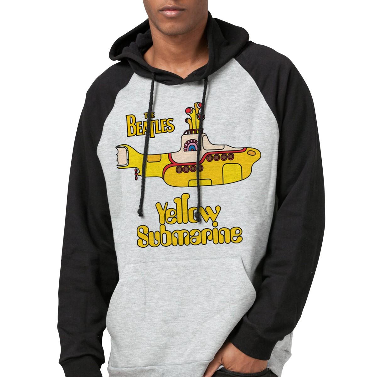 Moletom Raglan The Beatles Yellow Submarine  - bandUP Store Marketplace