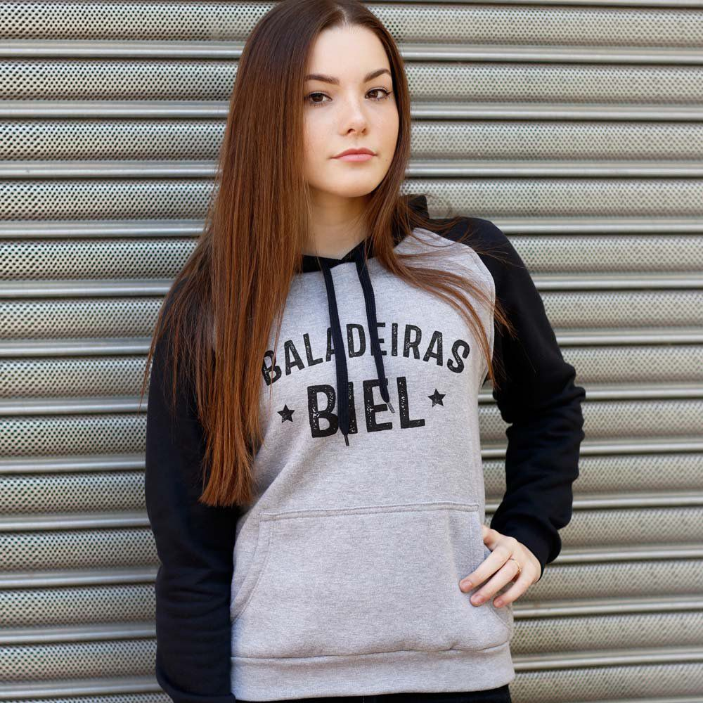 Moletom Raglan Biel Baladeiras  - bandUP Store Marketplace