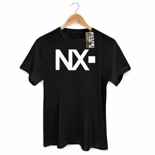 Camiseta Masculina NXZero Logo  - bandUP Store Marketplace