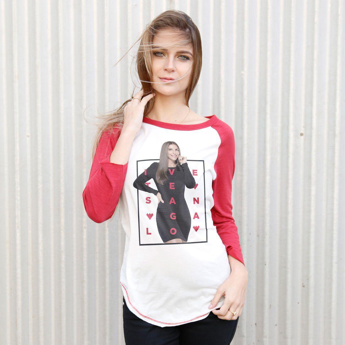 Camiseta Manga Longa Feminina Ivete Sangalo Ivetinha  - bandUP Store Marketplace