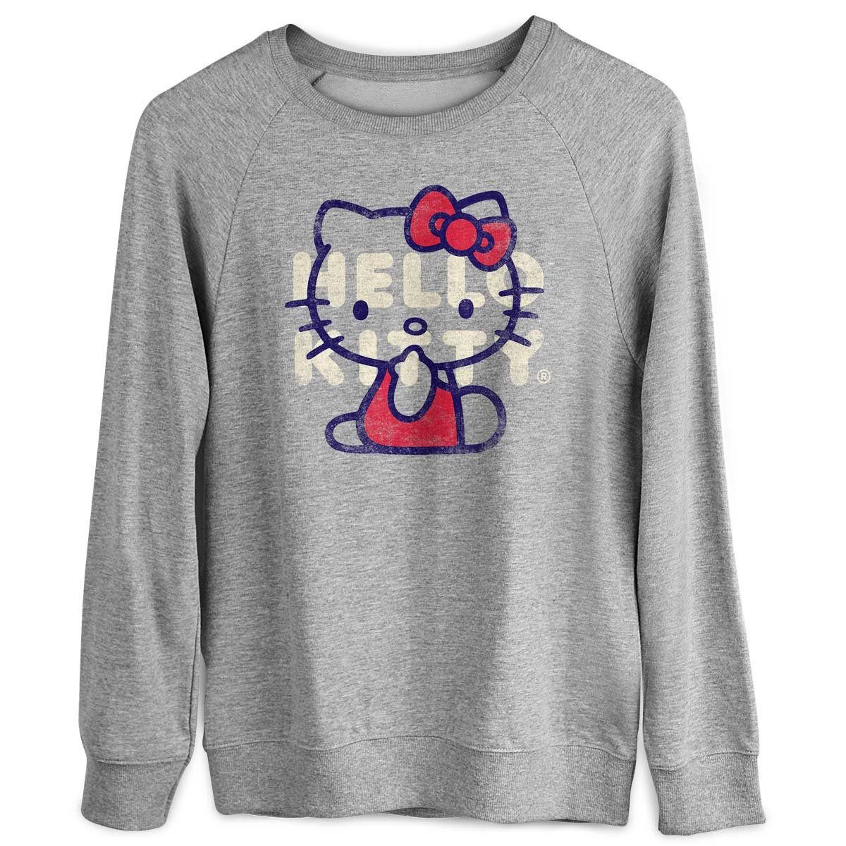 Moletinho Hello Kitty Cheerful Heart  - bandUP Store Marketplace