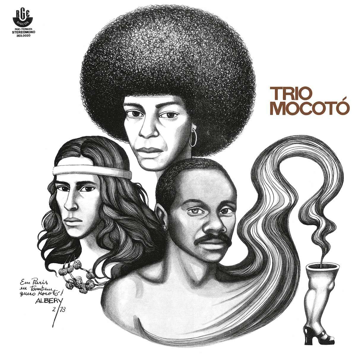 LP Trio Mocotó 1973  - bandUP Store Marketplace