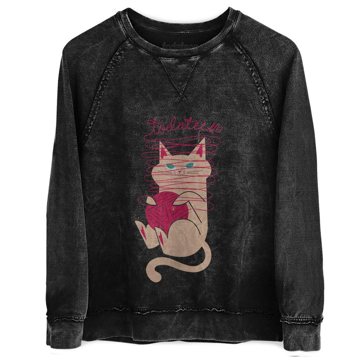 Moletinho Marmorizado TodaTeen Cat  - bandUP Store Marketplace