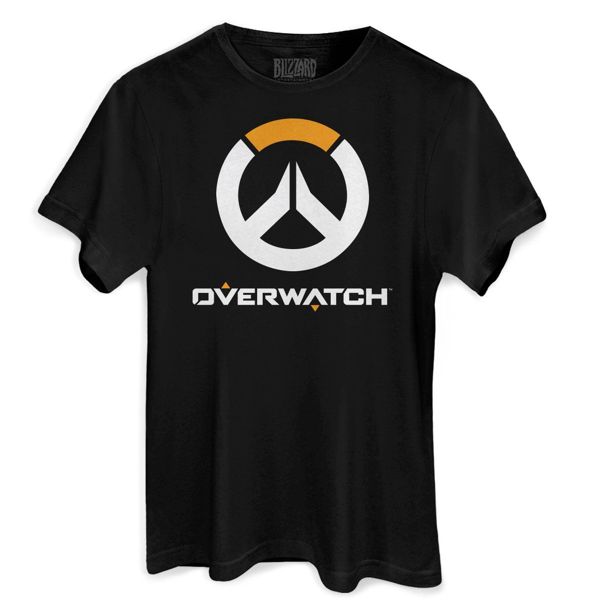 Camiseta Masculina Overwatch Logo  - bandUP Store Marketplace