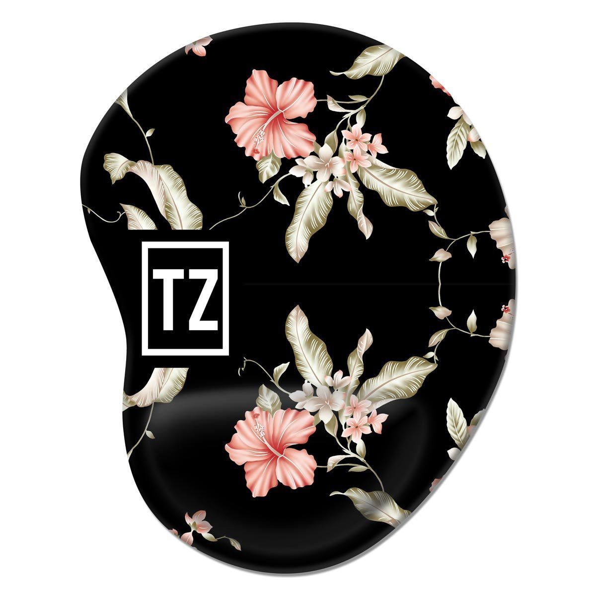 Mousepad MC Tati Zaqui Flowers  - bandUP Store Marketplace