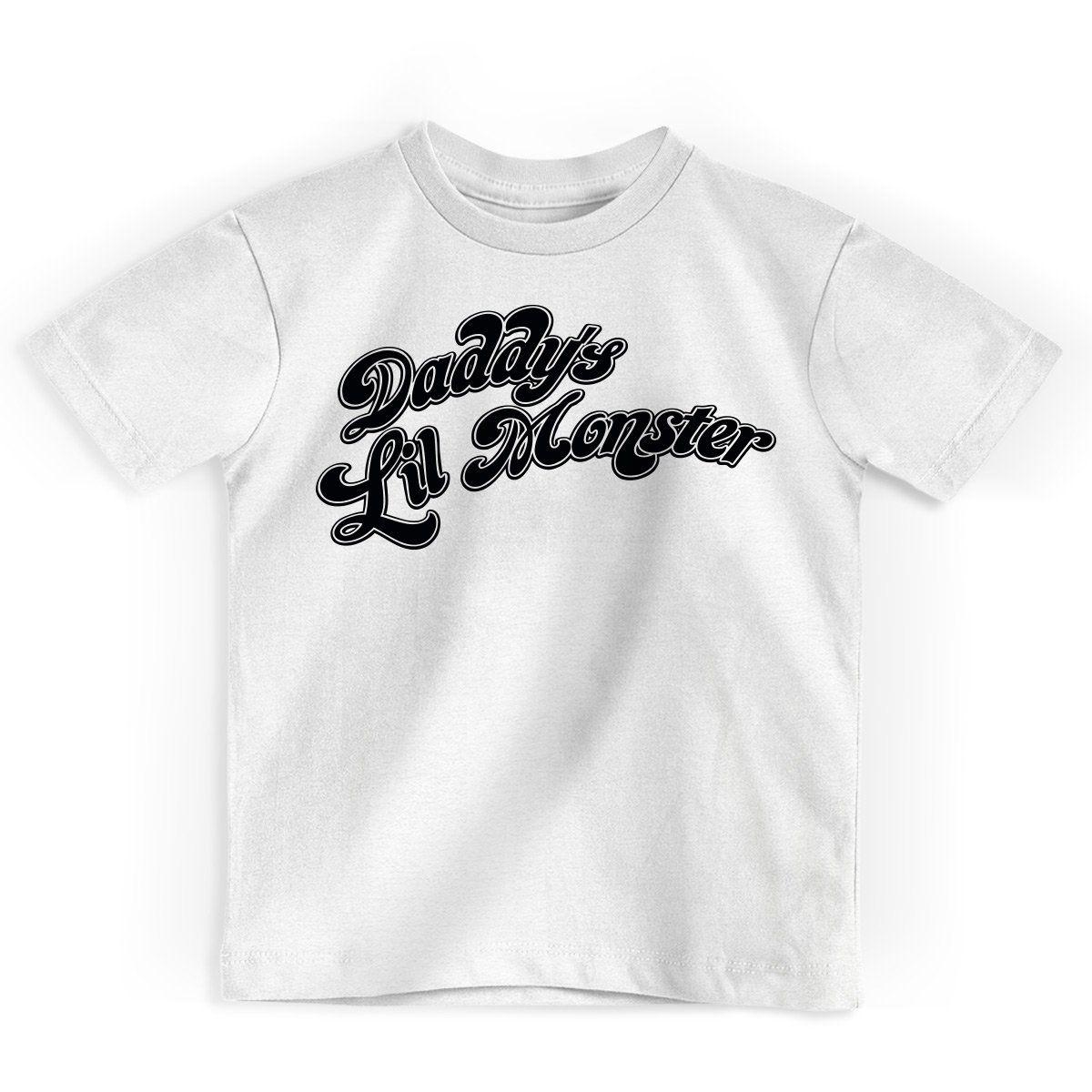 Camiseta Infantil Esquadrão Suicida Daddy