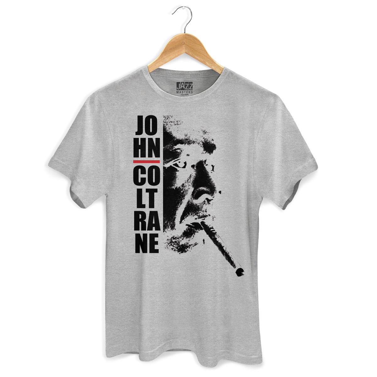 Camiseta Masculina John Coltrane Smoke  - bandUP Store Marketplace