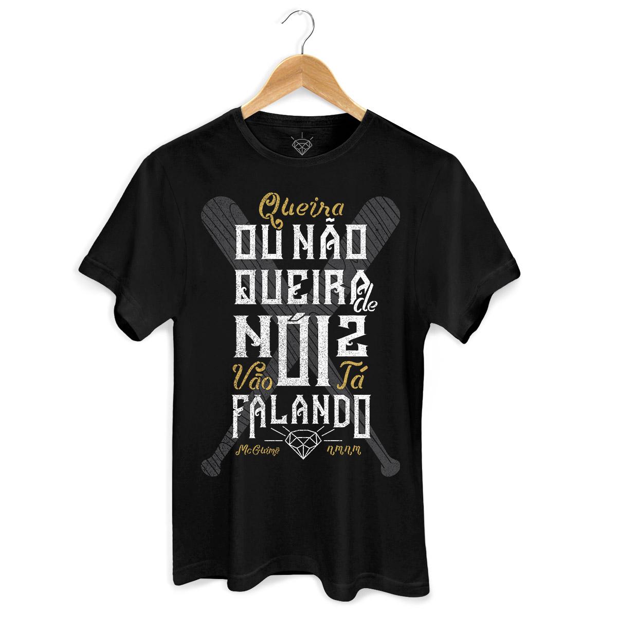 Camiseta Masculina MC Guimê Queira Ou Não Queira  - bandUP Store Marketplace