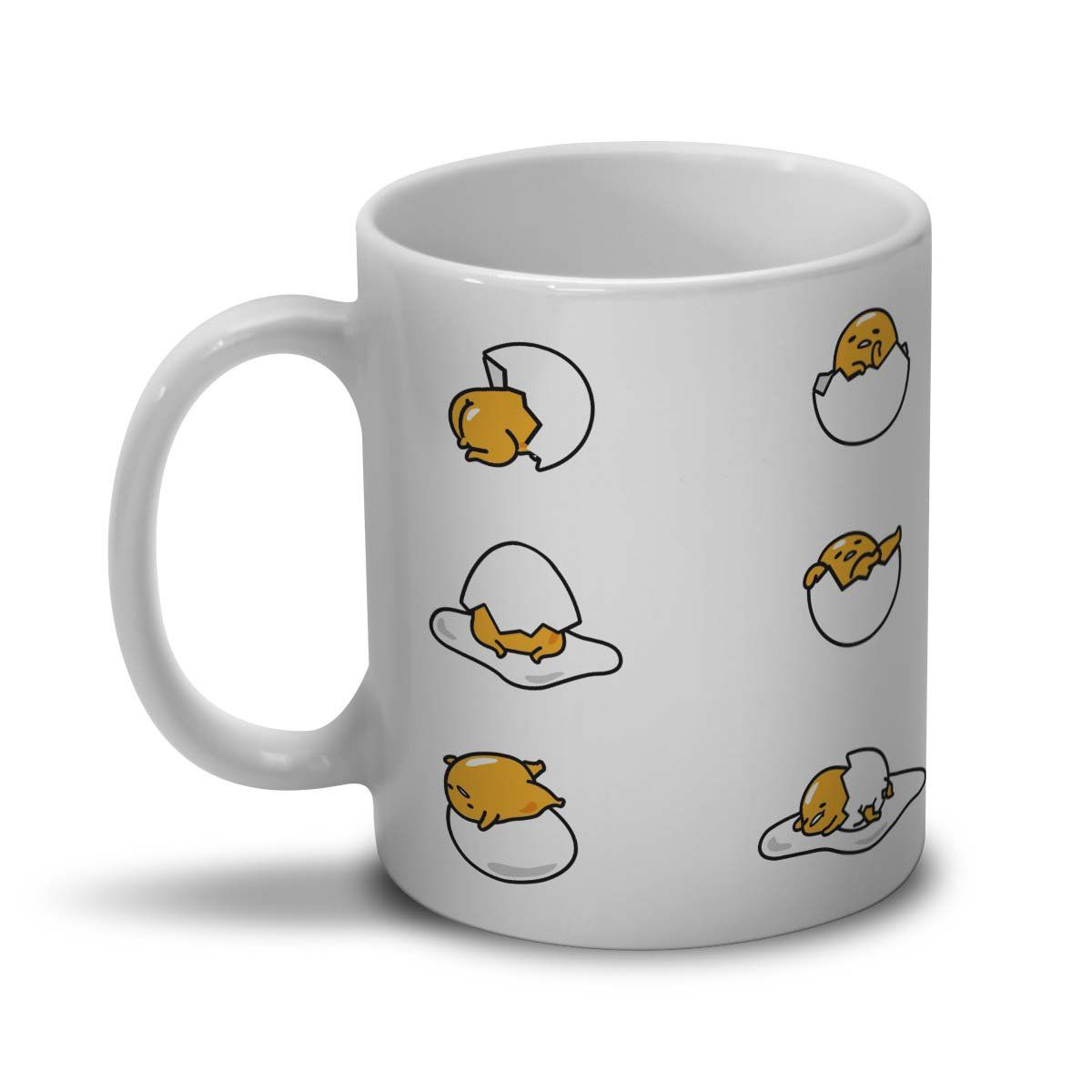 Caneca Gudetama Many Poses  - bandUP Store Marketplace