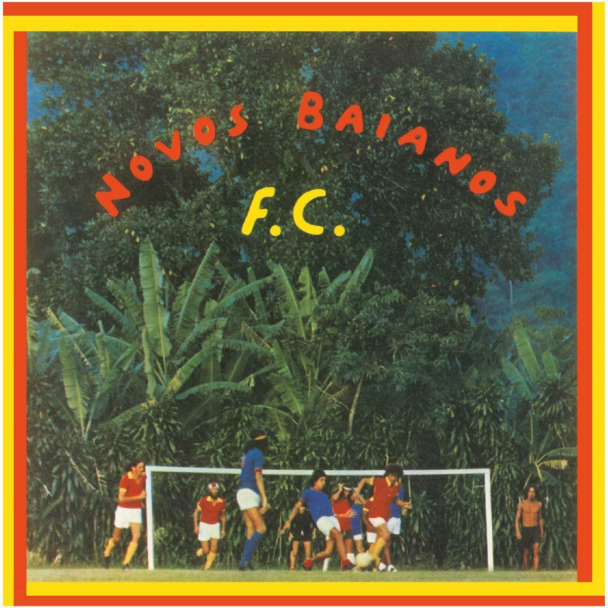 LP Novos Baianos Futebol Clube  - bandUP Store Marketplace