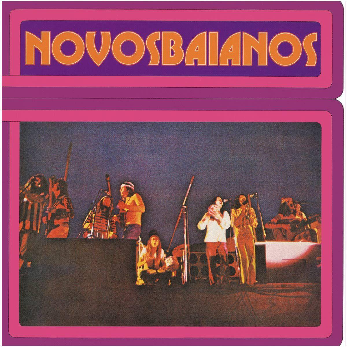 LP Novos Baianos  - bandUP Store Marketplace