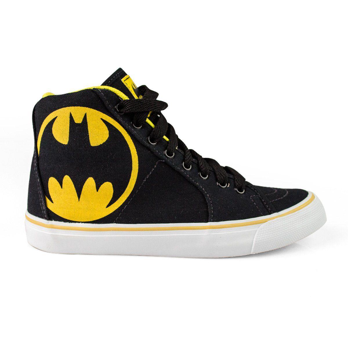 Tênis Cano Alto Batman New Classic  - bandUP Store Marketplace