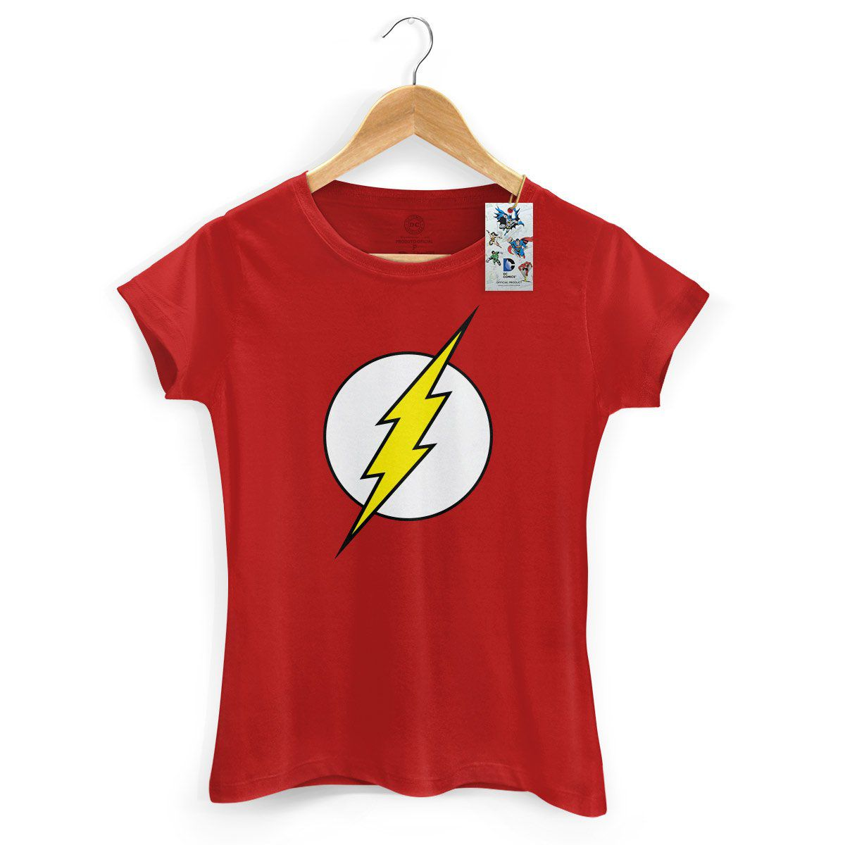 Kit com 3 Camisetas Femininas As Indispensáveis Para as Heroínas - bandUP Store Marketplace