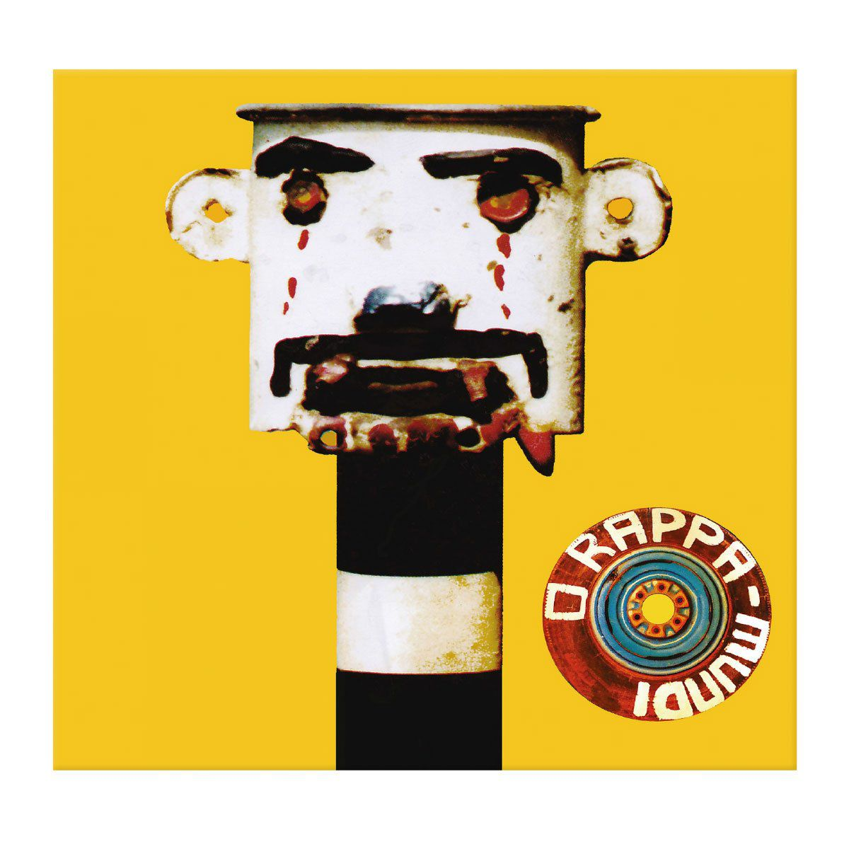 LP O Rappa Rappa Mundi  - bandUP Store Marketplace