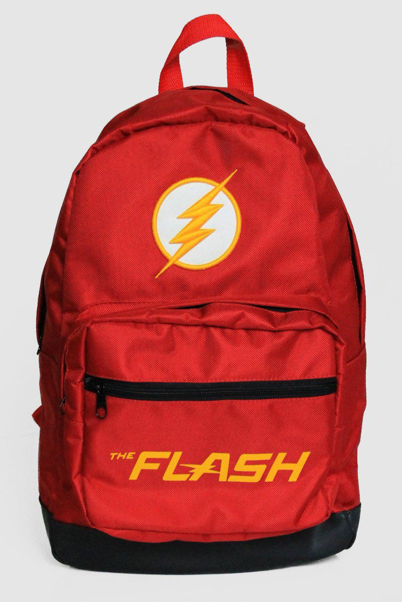 Mochila The Flash Serie Logo  - bandUP Store Marketplace