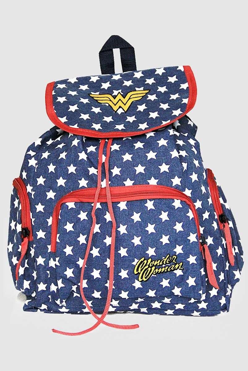 Mochila Wonder Woman Star  - bandUP Store Marketplace