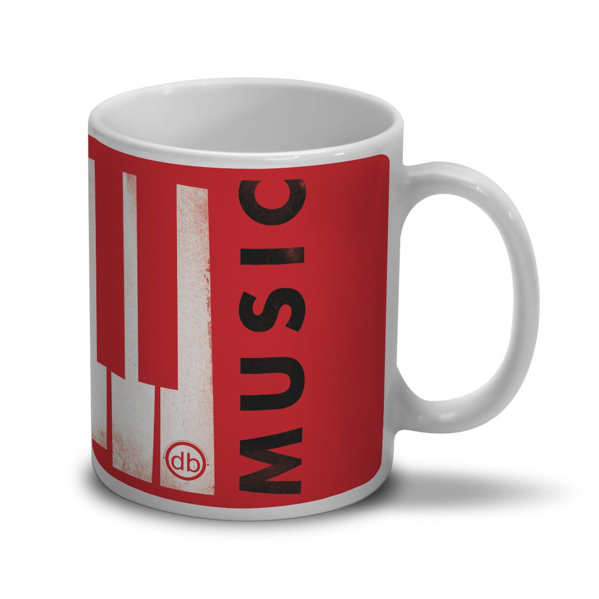 Caneca Dudu Borges Make Music  - bandUP Store Marketplace