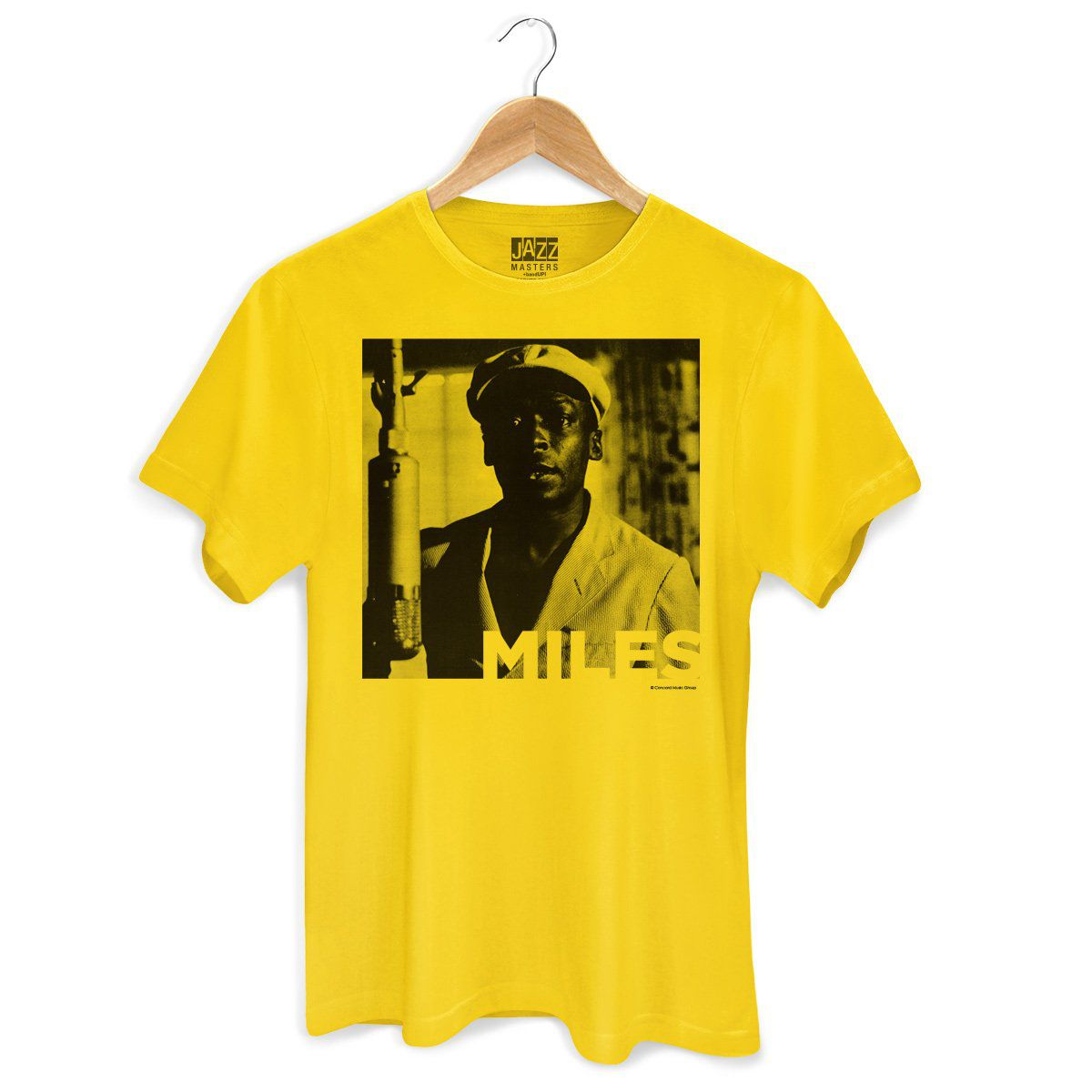 Camiseta Masculina The Musing Of Miles Davis  - bandUP Store Marketplace