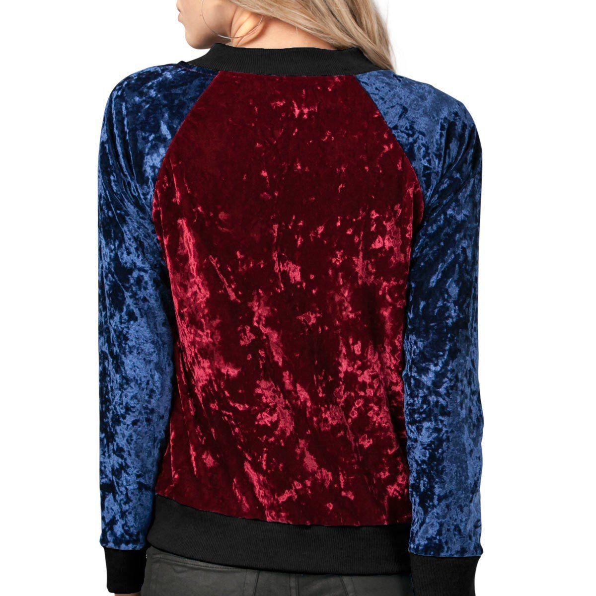 Jaqueta de veludo Mulher Maravilha  - bandUP Store Marketplace