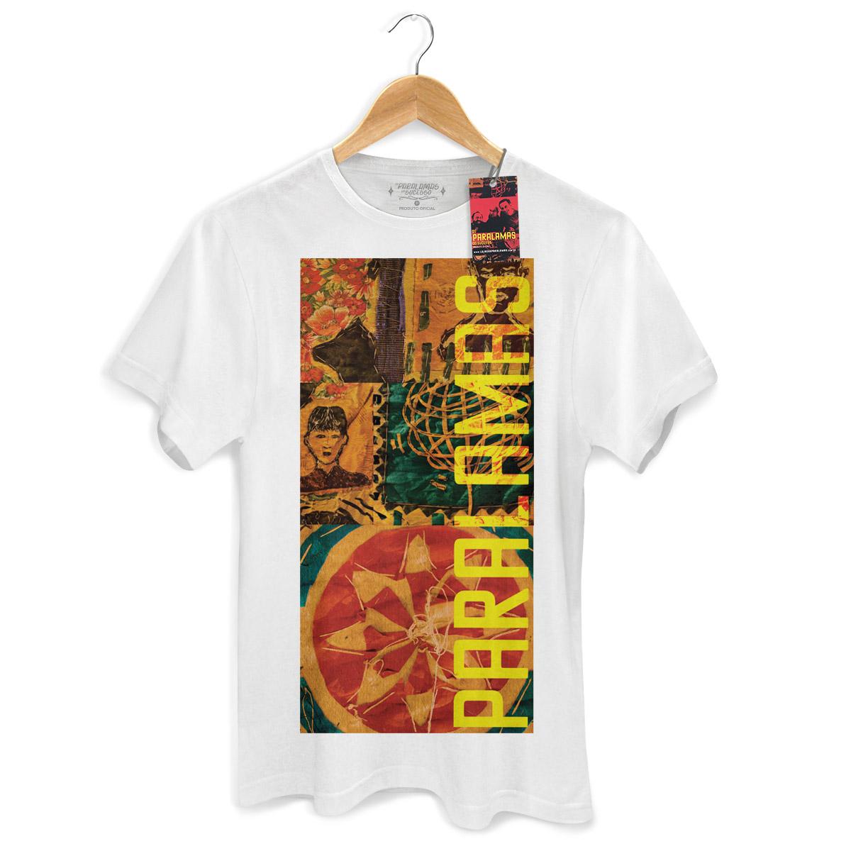 Camiseta Masculina Os Paralamas Do Sucesso - Brasil Afora  - bandUP Store Marketplace