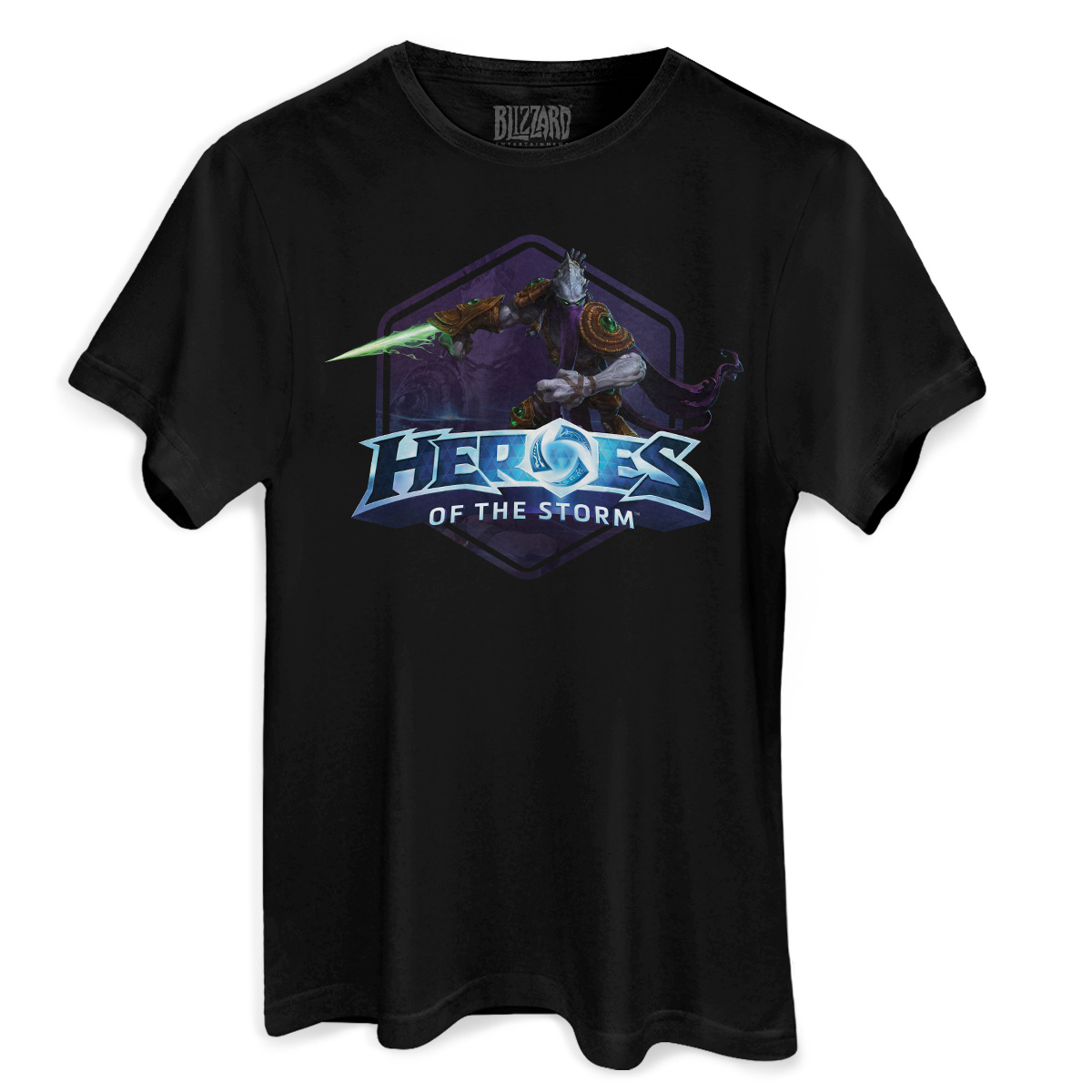Camiseta Masculina Heroes Of The Storm Zeratul  - bandUP Store Marketplace