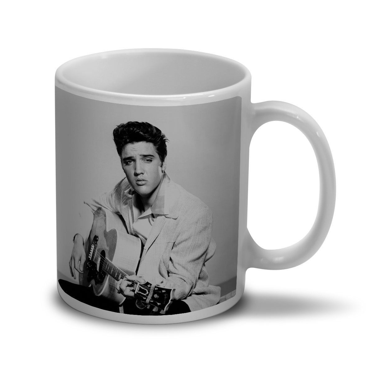 Caneca Elvis 50´s Years  - bandUP Store Marketplace