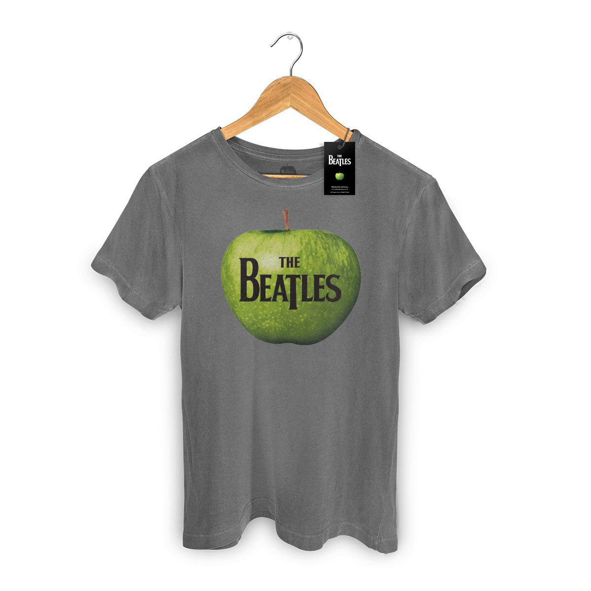 T-shirt Premium Masculina The Beatles Apple Records  - bandUP Store Marketplace