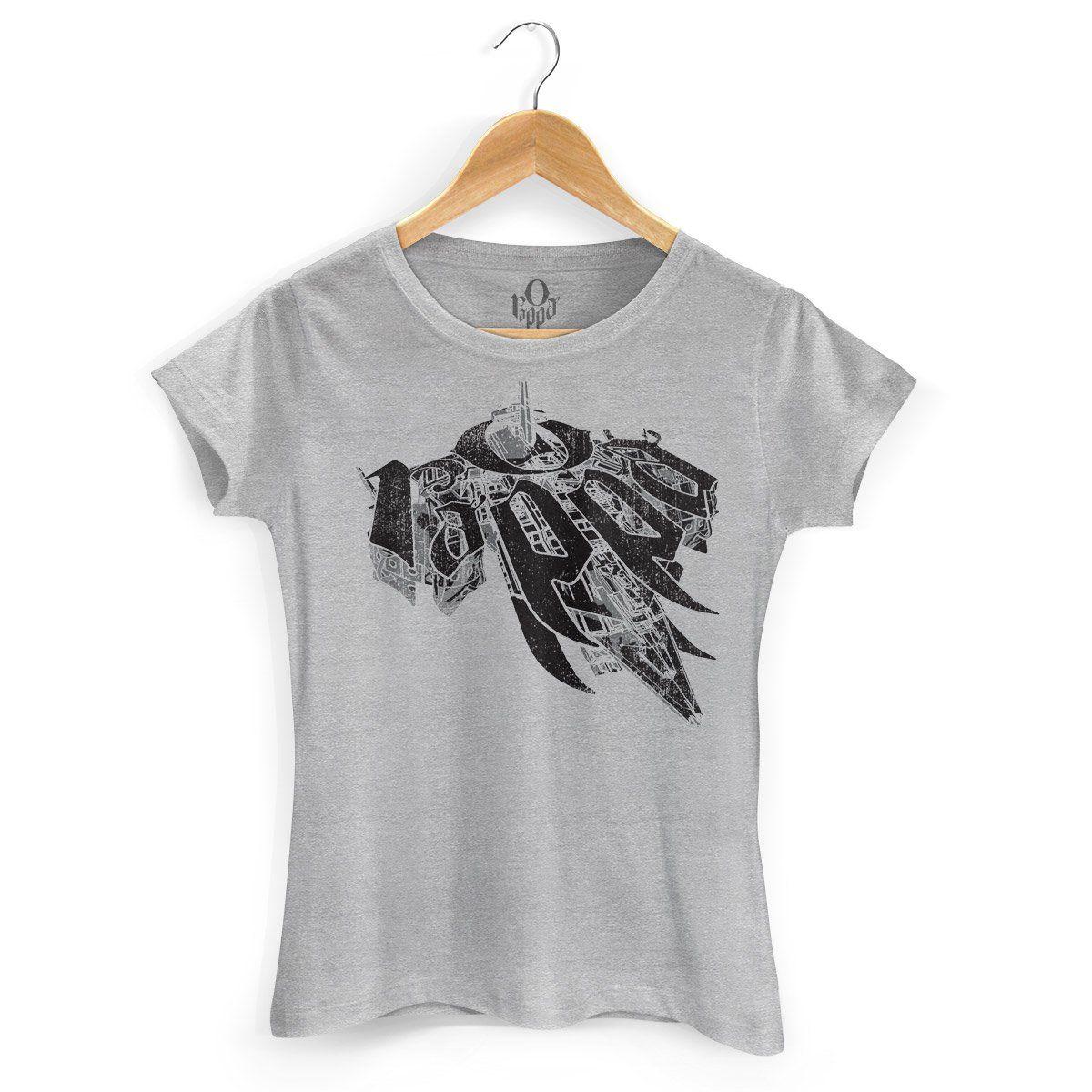 Camiseta Feminina O Rappa Nunca Tem Fim  - bandUP Store Marketplace