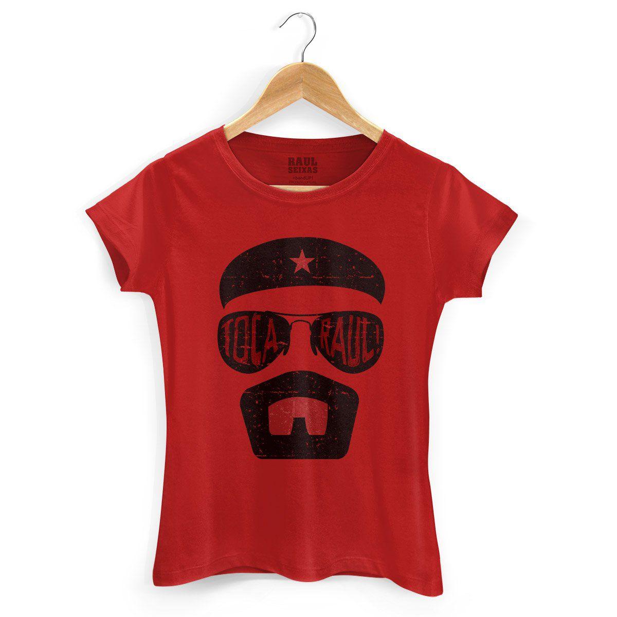 Camiseta Feminina Raul Seixas Toca Raul! 3  - bandUP Store Marketplace