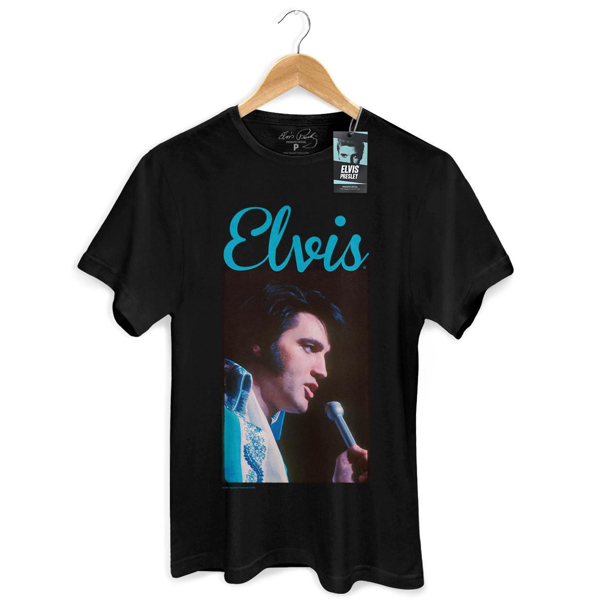 Camiseta Masculina Elvis Presley 70s Songs  - bandUP Store Marketplace
