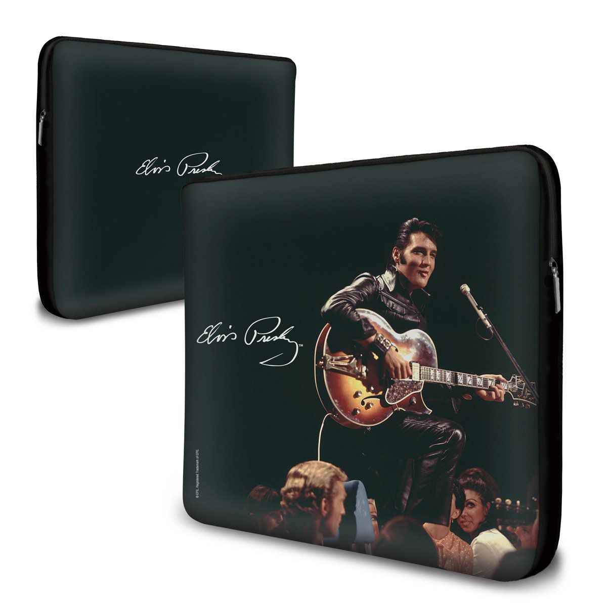Capa Para Notebook Elvis 68 Comeback Black  - bandUP Store Marketplace