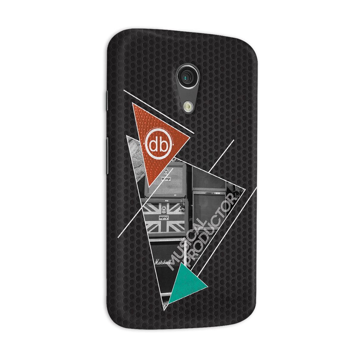 Capa para Motorola Moto G 2 Dudu Borges Musical Productor  - bandUP Store Marketplace