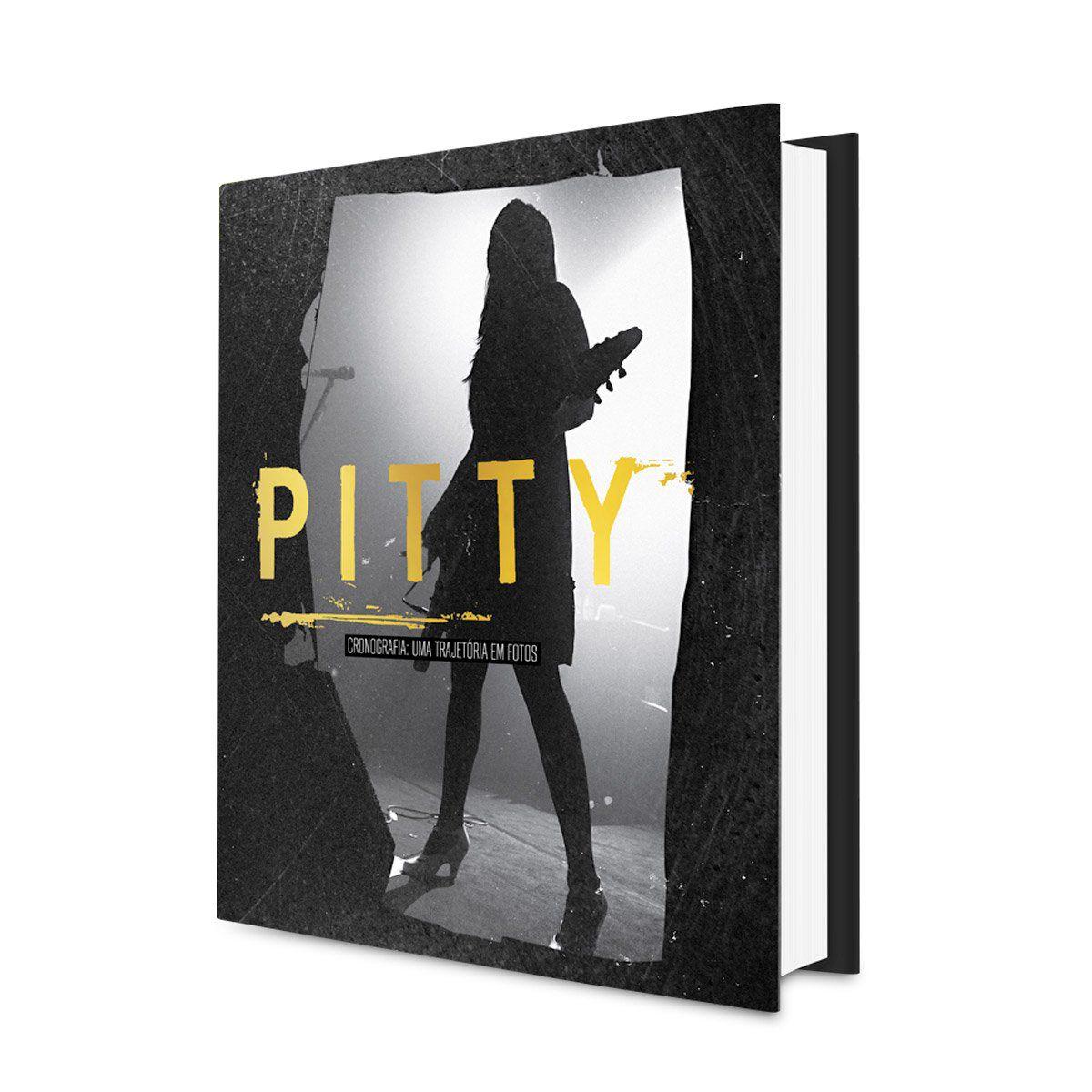 Livro Pitty Cronografia: Uma Trajetória em Fotos  - bandUP Store Marketplace