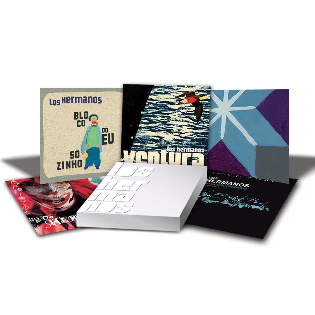 Caixa Deluxe Los Hermanos  - bandUP Store Marketplace